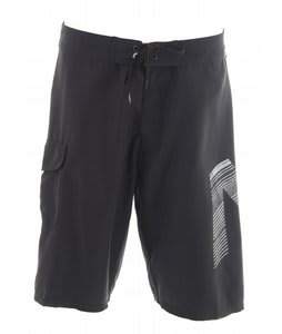 Analog Transpose Trunk Boardshorts True Black