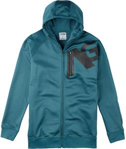 Analog Transpose Hoodie Atlantic Blue