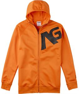 Analog Transpose Hoodie Safety Orange