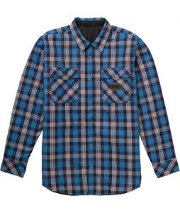 Analog Variant Flannel Glacier Blue