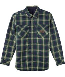 Analog Variant Flannel Moss Green