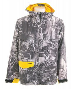 Analog Variant Snowboard Jacket Booster/ Yellog