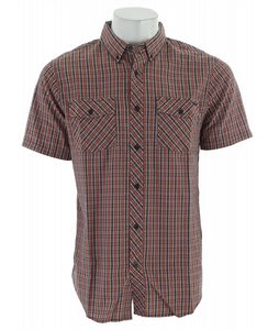 Analog Wallace Shirt Crimson Red