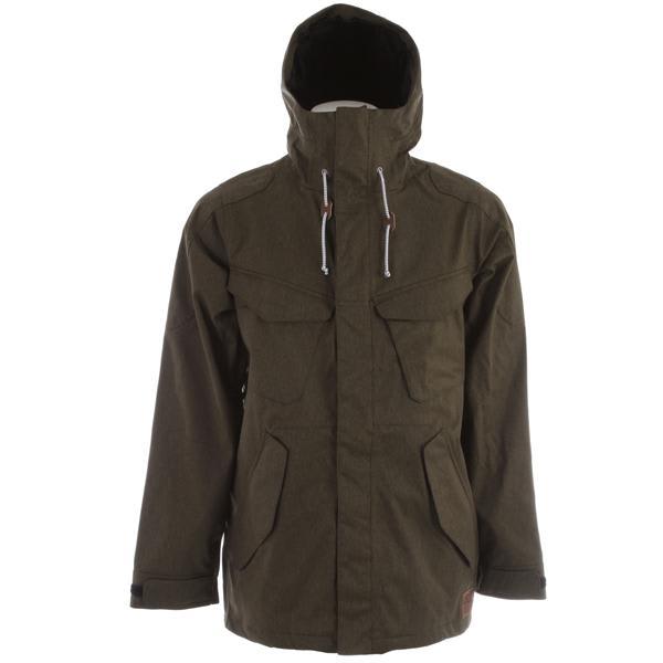 Analog Wasteland Snowboard Jacket