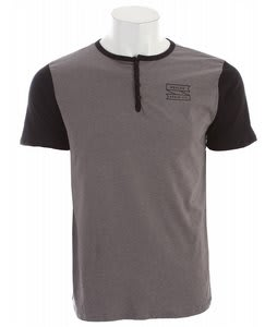 Analog Weaver Henley Dark Athletic Heather