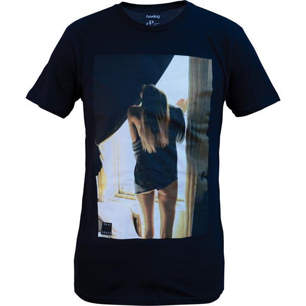 Analog Window Girl T-Shirt