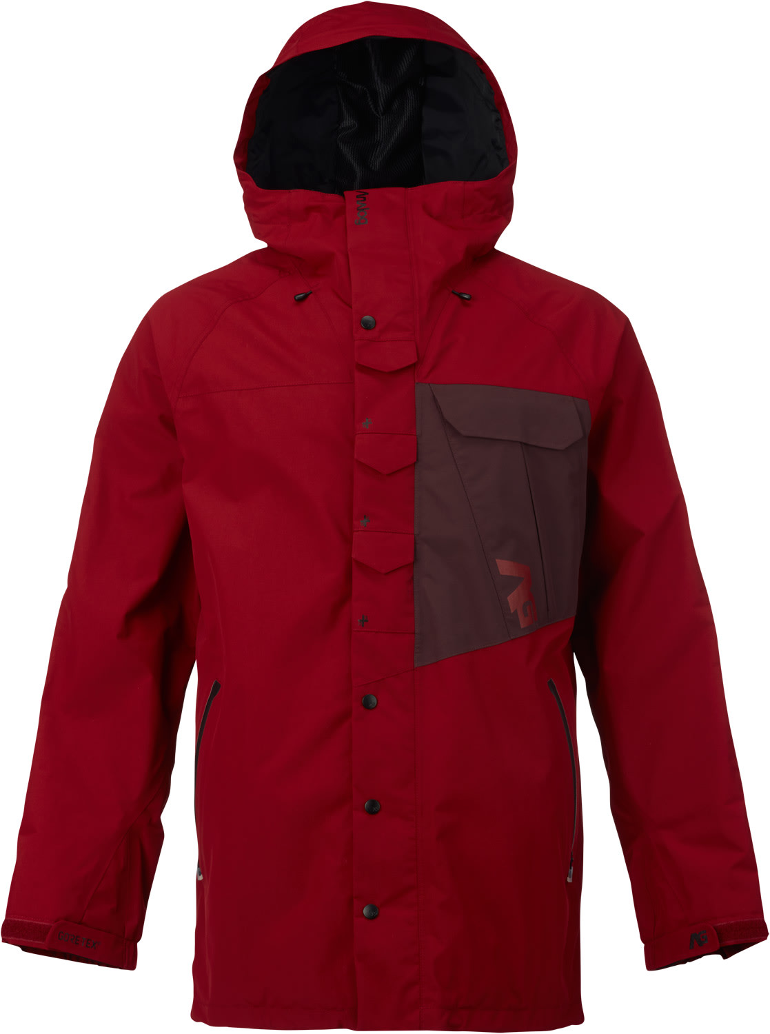 analog zenith gore tex snowboard jacket. Black Bedroom Furniture Sets. Home Design Ideas