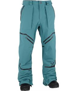 Analog Zenith Gore-Tex Snowboard Pants Atlantic Blue
