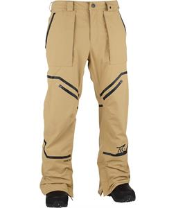 Analog Zenith Gore-Tex Snowboard Pants Tan