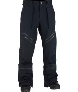 Analog Zenith Gore-Tex Snowboard Pants True Black