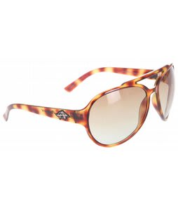Anarchy Chord Sunglasses Honey Tortoise/Brown Lens