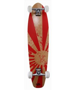 Anex Red Sun Longboard
