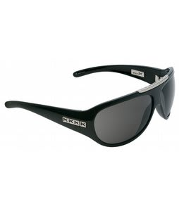 Anon Amos Sunglasses Black/Grey Lens