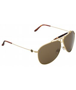 Anon Associate Sunglasses Gold/Brown Lens
