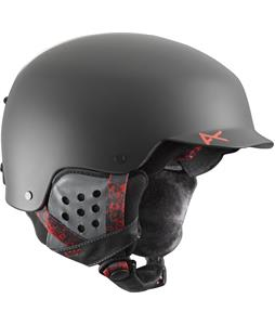 Anon Blitz Snow Helmet Black/Red
