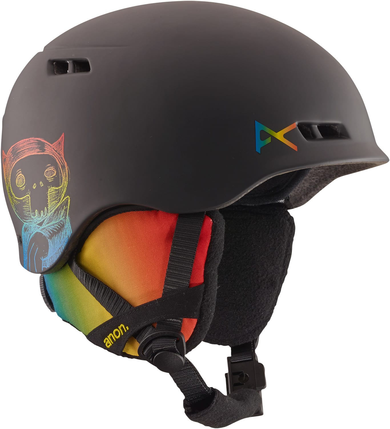 Ski Helmet Sale >> On Sale Anon Burner Snow Helmet - Kids, Youth up to 45% off