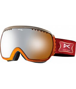 Anon Comrade Goggles Merrill Pro/Silver Amber Lens