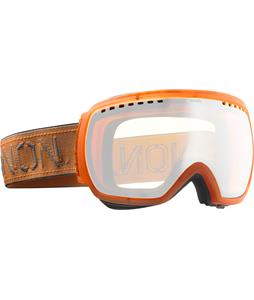 Anon Comrade Goggles Swerve/Silver Amber Lens