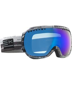 Anon Comrade Goggles Unclassified/Blue Cobalt Lens