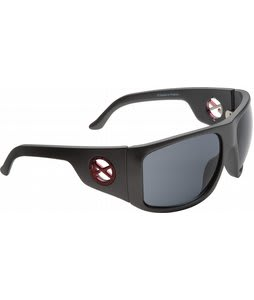 Anon Comrade Sunglasses Gunmetal/Grey Lens
