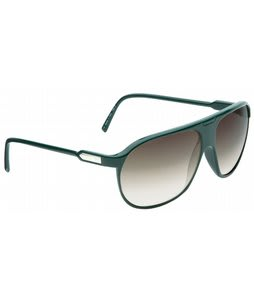 Anon Dallas Sunglasses Green White Lens