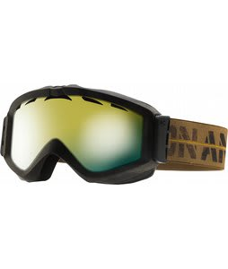 Anon Figment Goggles Infantry/Gold Chrome Lens