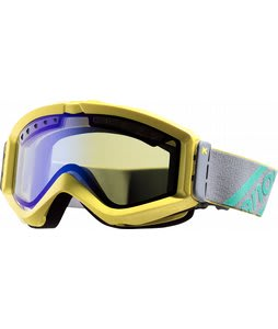 Anon Figment Painted Goggles Hexachrome/Blue Lagoon Lens