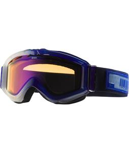 Anon Figment Painted Goggles Blue Frost Lens