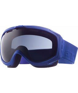 Anon Hawkeye Painted Goggles Blue/Dark Smoke Lens