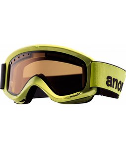 Anon Helix Goggles Green/Amber Lens
