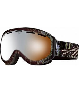 Anon Hawkeye Goggles Landvik Pro/Silver Amber Lens