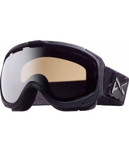 Anon Hawkeye Premium Goggles Cracked Out/Silver Solex Lens