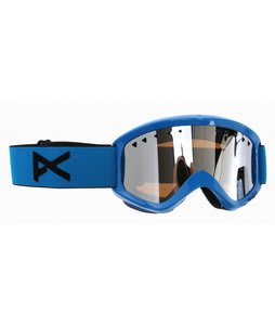 Anon Helix Goggles Blue Mirror/Silver Amber Lens