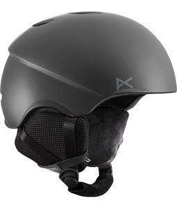 Anon Helo Snow Helmet Black