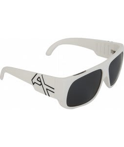 Anon Hombre Sunglasses White/Grey Lens