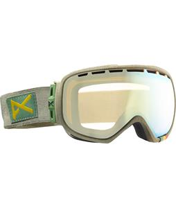 Anon Insurgent Goggles Hemp/Gold Chrome Lens
