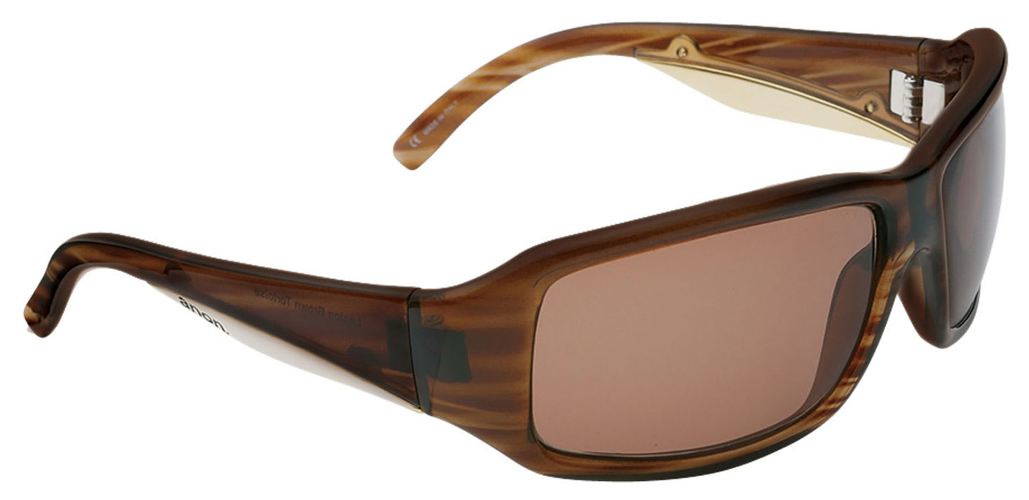 Shop for Anon Legion Sunglasses Polarized Brown/Tortoise Lens - Men's