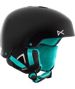 Anon Lynx Snow Helmet Black Mist