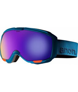 Anon M1 Goggles Abyss/Blue Solex Lens