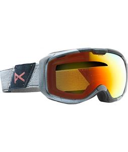 Anon M1 Goggles Insideout/Red Solex Lens