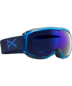 Anon M1 Goggles Midnight/Blue Cobalt Lens