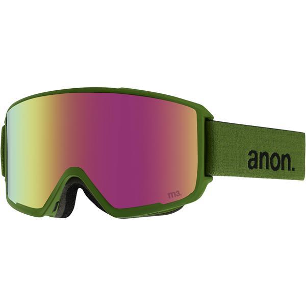 Anon M3 Second Goggles