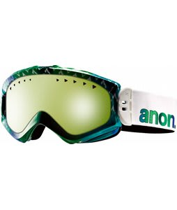 Anon Majestic Goggles Aura/Blue Lagoon Lens