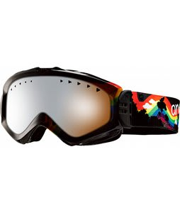 Anon Majestic Goggles Ht Pro/Silver Amber Lens