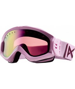 Anon Majestic Painted Goggles Pink Emblem/Pink Sq Lens