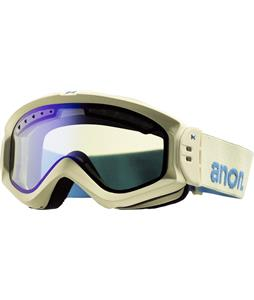 Anon Majestic Painted Goggles Aloe/Blue Lagoon Lens