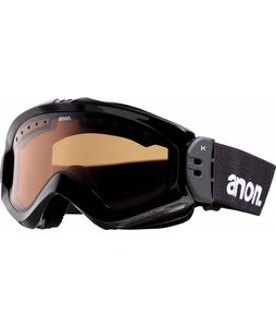 Anon Majestic Painted Goggles Black/Amber Lens
