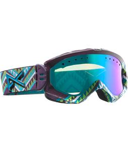 Anon Majestic Goggles Canyon/Green Solex Lens