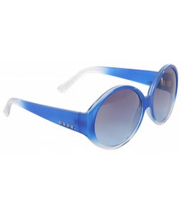 Anon Mary Go Round Sunglasses Navy Fade Lens 