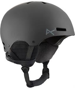 Anon Raider Audio Snow Helmet Black